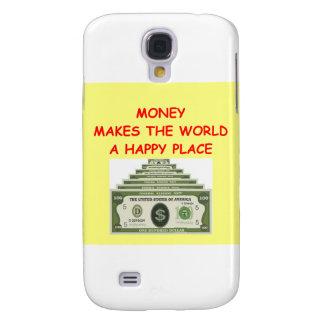 money galaxy s4 case