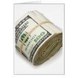 Money Greeting Cards