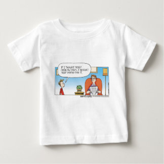 Money Grows on Trees Baby T-Shirt