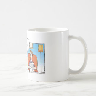 Money Grows on Trees Coffee Mug