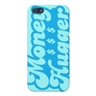 Money Hugger iPhone SE/5/5s Cover