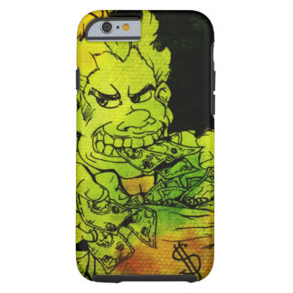 Money Hungry Tough iPhone 6 Case