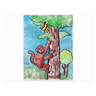 Money in the Tree Postcard