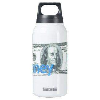 Money Insulated Water Bottle