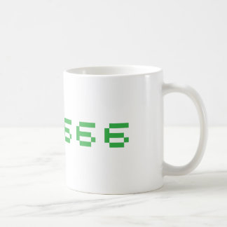 Money is the Square Root of Evil Coffee Mugs