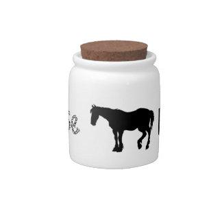 """Money Jar """"Horse Fund"""""""