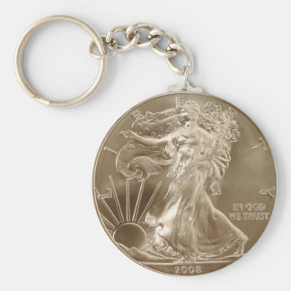 Money Keychain Coin