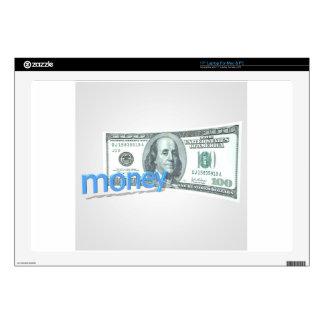 Money Laptop Skins