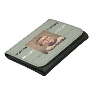 Money Leather Wallets