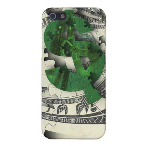 Money Machine iPhone 5 Cover