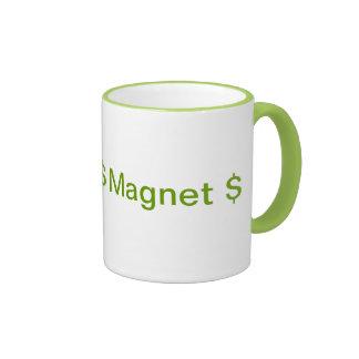 Money Magnet Coffee Mug