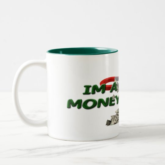 Money Magnet Mug