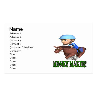 Money Maker Business Cards