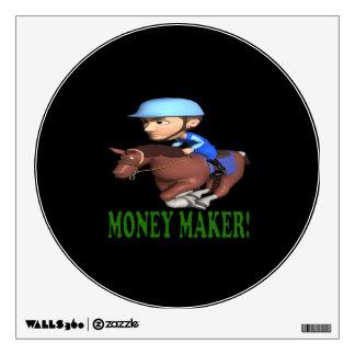 Money Maker Wall Sticker