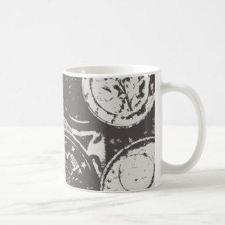 Money makes the world go round coffee mug