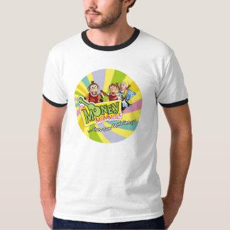 Money Mammals Ringer T T-Shirt