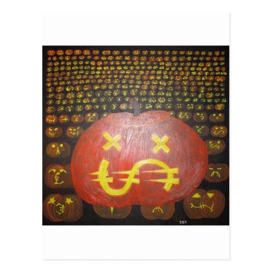 Money Mare 1 Postcard