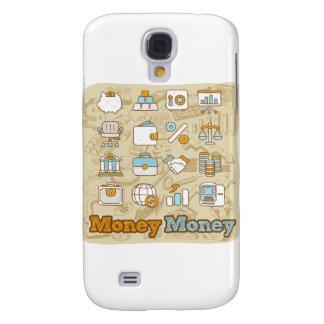Money Money Samsung Galaxy S4 Cover