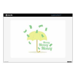 Money Money Laptop Skins