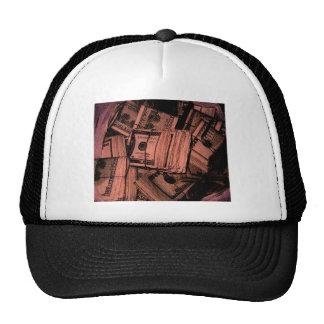MONEY MONEY MONEY TRUCKER HAT