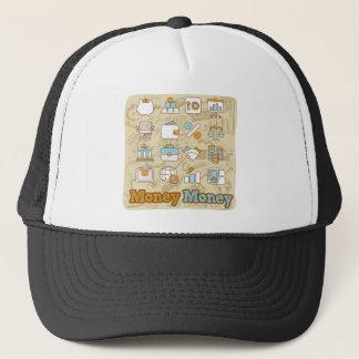Money Money Trucker Hat