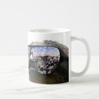 Money On My Mind Classic White Coffee Mug