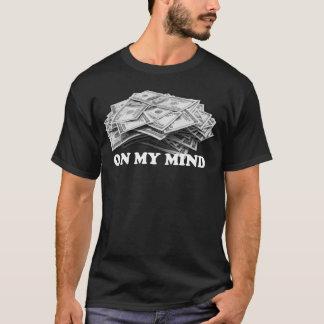 Money on My Mind - White T-Shirt
