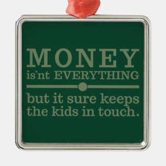MONEY ornament