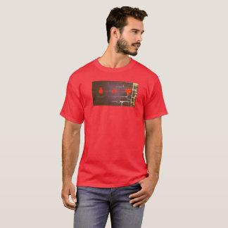 Money Plus Lust Equals Love Men's T Fade Logo T-Shirt