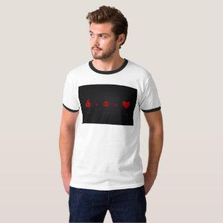 Money Plus Lust Equals Love Men's T T-Shirt