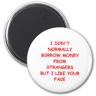 MONEY.png 2 Inch Round Magnet