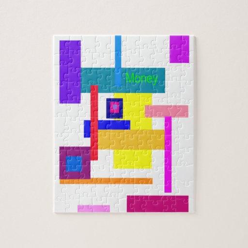 Money Jigsaw Puzzles