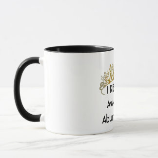 Money Reiki Energy Infused AWESOME ABUNDANCE Mug! Mug
