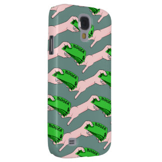 Money, Robbing Peter to Pay Paul Galaxy S4 Cover