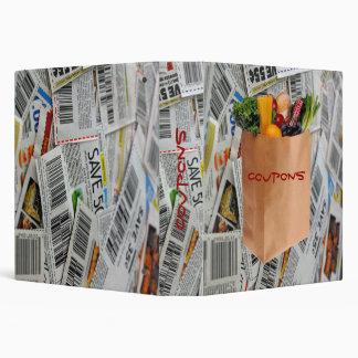 Money Saving Coupon Binder for the Coupon Queen