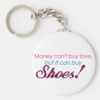 Money & Shoes Keychain