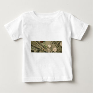 Money Shot - All About The Money Baby T-Shirt