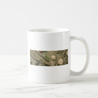 Money Shot - All About The Money Coffee Mug