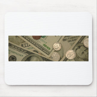 Money Shot - All About The Money Mouse Pad