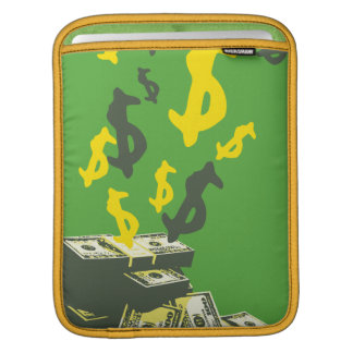 Money Stacks Ipad Sleeve