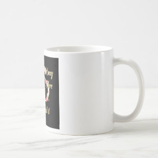 Money talks in my dreams and I love it.png Classic White Coffee Mug