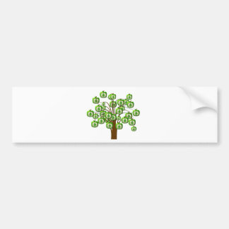 money tree bumper sticker