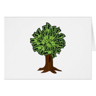 Money Tree Card