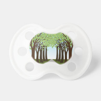 Money Tree Forest Path BooginHead Pacifier