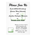 money tree grass rectangle frame graphic.png personalized announcement