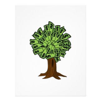 Money Tree Letterhead