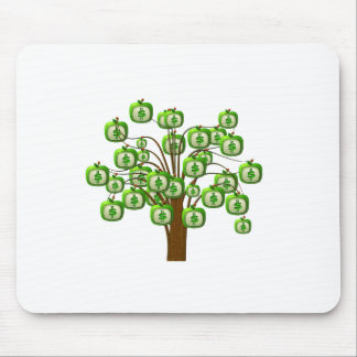 money tree mouse pad