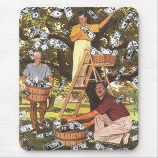 Money Tree Mousepad