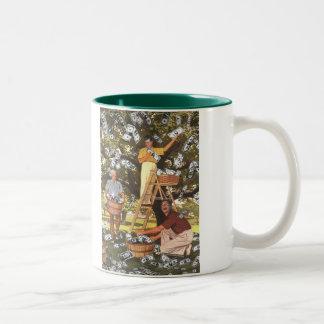 Money Tree Mug