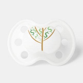 Money Tree BooginHead Pacifier